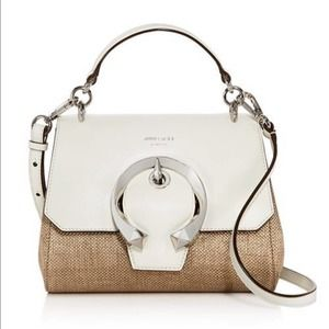 Jimmy Choo Madeline Small Top Handle Bag